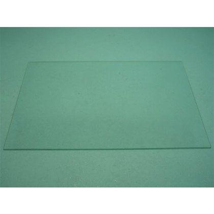 Półka szklana nad pojemniki 45.5x32 cm (8040674)