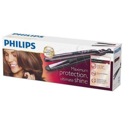 Prostownica Philips HP8349/00 (34W Fioletowo-czarny)