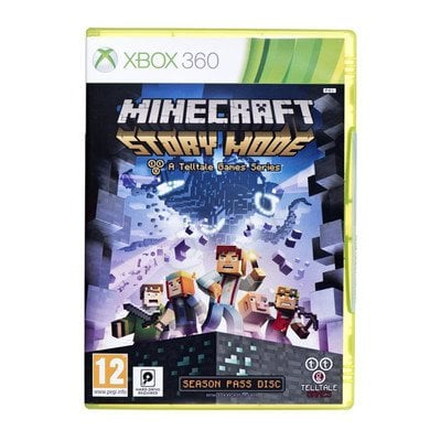 Gra Xbox 360 MInecraft Story Mode