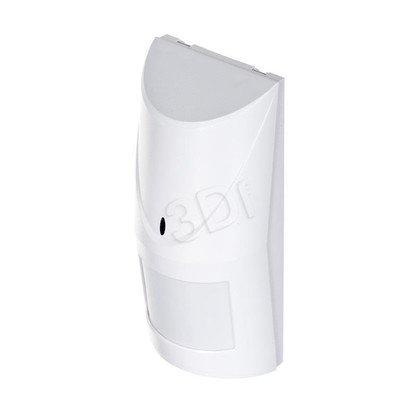 SATEL COBALT PLUS Czujnik ruchu wewnętrzny dualny biały
