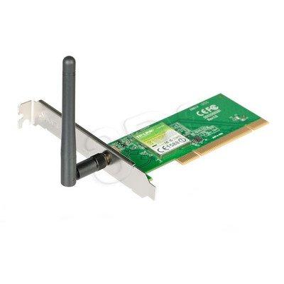 TP-LINK [TL-WN751NDv.2] Bezprzewodowa karta sieciowa PCI, standard N, 150Mb/s