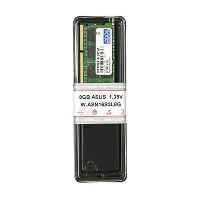 GOODRAM DED.NB W-ASN16S3L8G 8GB 1600MHz DDR3 1,35V