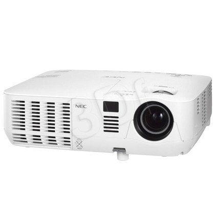 PROJEKTOR NEC V260X DLP XGA 2600 ANSI 2000:1 HDMI
