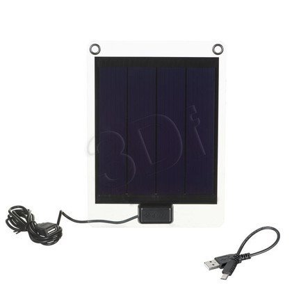 GP AKUMULATOROWA LAMPA LED 100LM+PANEL SŁ 1.35W,5V