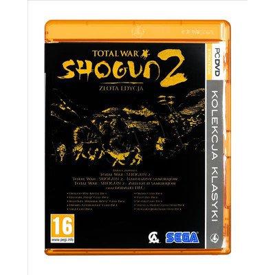 Gra PC PKK Total War Shogun 2 Złota Edycja