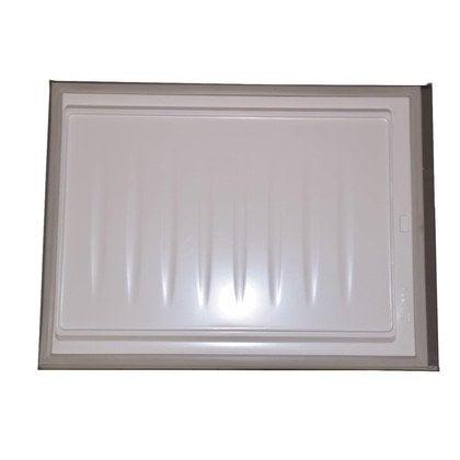 Drzwi zamrażarki srebrne (1033137)