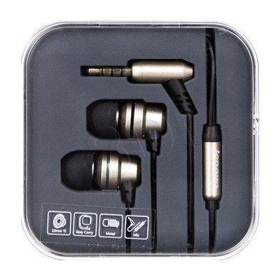 Słuchawki douszne z mikrofonem LENOVO P190 (Złoty)