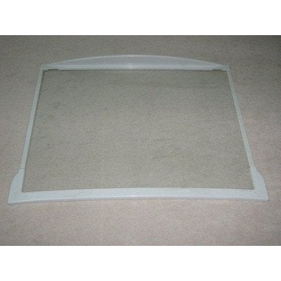 Półka szklana chłodziarki górna 50.5x38 (BF43X0708)