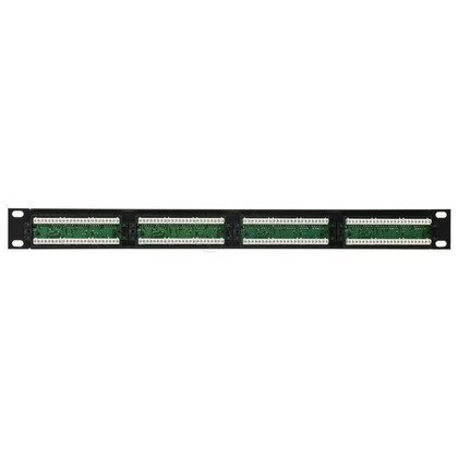 ALANTEC Patch panel UTP 24 porty IDC 110 kat.5e