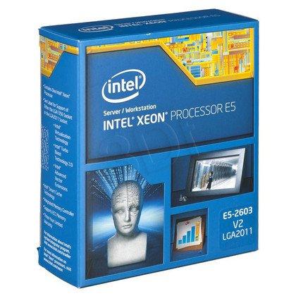 Procesor Intel Xeon E5-2603 v2 1800MHz 2011 Box
