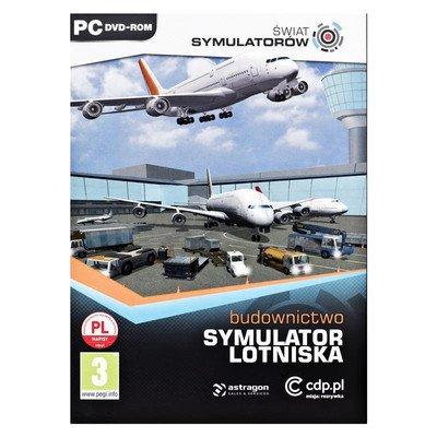 Gra PC NSS Symulator lotniska 2013