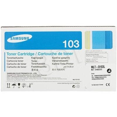 SAMSUNG Toner Czarny MLTD103L=MLT-D103L, 2500 str.