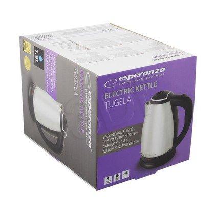 Czajnik elektryczny Esperanza Tugela EKK004I (1,8l 2200W inox (matowy))