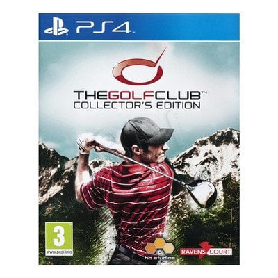 Gra PS4 The Golf Club Collectors Edition