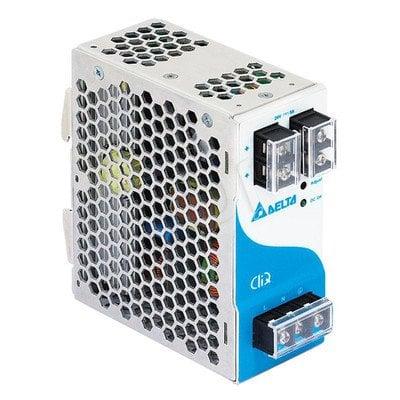 Zasilacz przemysłowy do montażu na szynie DIN DELTA DRP024V120W1AA (24V 120W)