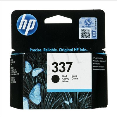 HP Tusz Czarny HP337=C9364EE, 400 str., 11 ml