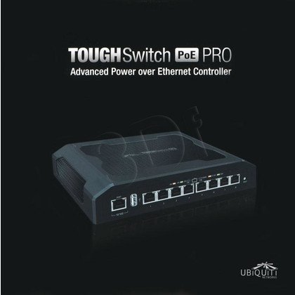 Ubiquiti TOUGHSwitch PoE PRO 8-Port