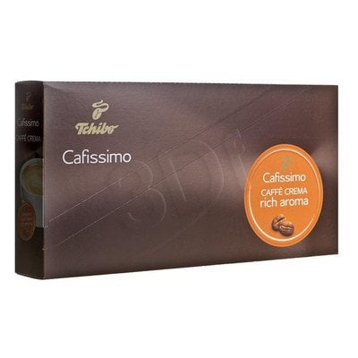 Tchibo Kawa w kapsułkach Cafissimo Cafe Crema Rich Aroma 8x10szt.