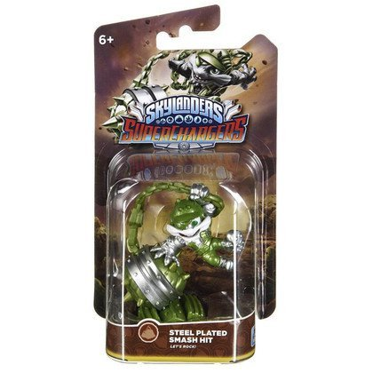 Figurka Steel Plated Smash Skylanders Superchargers