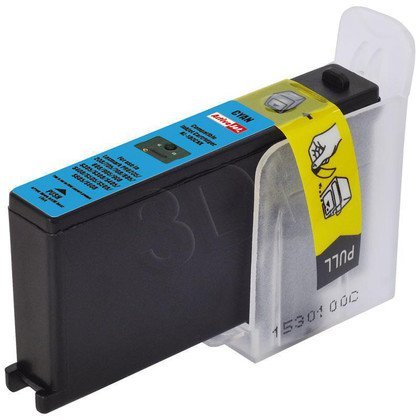 ActiveJet AL-100CNX (AL-100C) tusz Cyan do drukarek Lexmark (zam.14N1069E nr100XL/108XL)