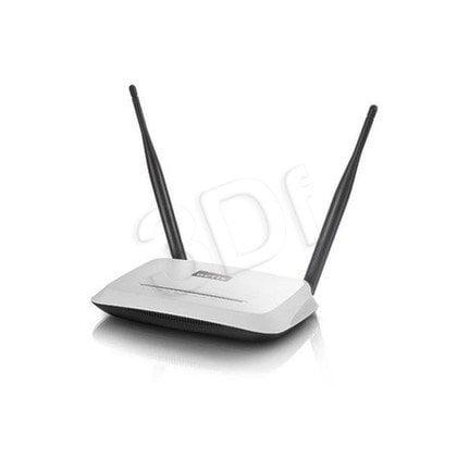 NETIS ROUTER WIFI G/N300 DSL +LAN X4 WF2419I, ANTENA 5DBI, IP TV
