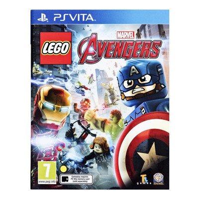 """Gra PS Vita Lego Mervel""""s Avengers"""