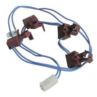Komplet mikroprzełączników zapalacza Whirlpool (481227648153)