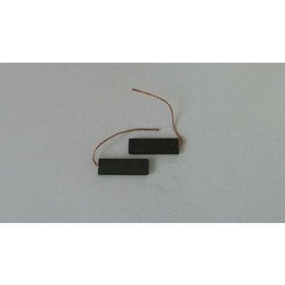 Szczotki węglowe pralki 5x12.5x32.5 mm - 2szt. (1027-25)