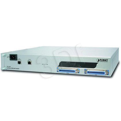 PLANET IDL-2402 24port IP DSLAM with 1000Base-T