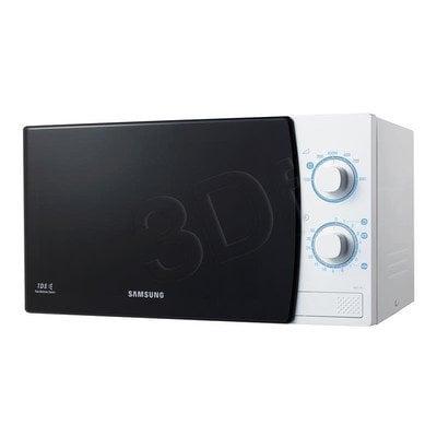 Kuchenka mikrofalowa Samsung ME711K (800W/czarno-biały)