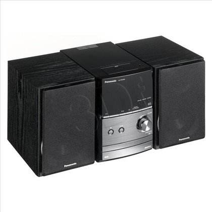 Mini wieża PANASONIC SC-PM500 (CD/ MP3/ USB/ RDS)