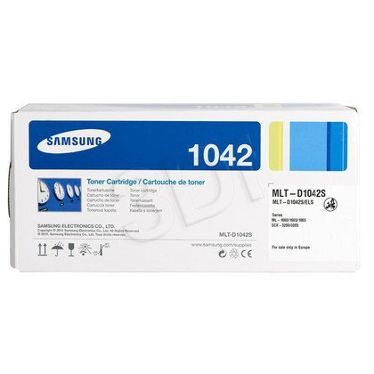 SAMSUNG Toner Czarny MLTD1042S=MLT-D1042S, 1500 str.