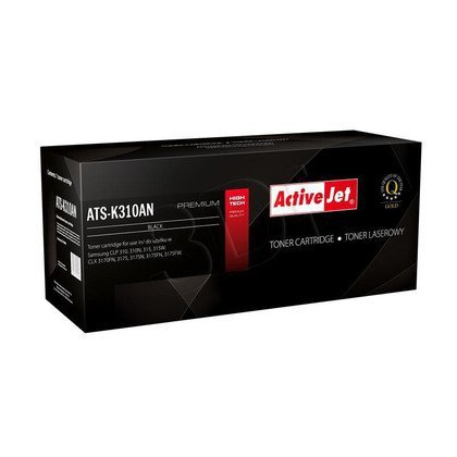 ActiveJet ATS-K310AN toner Black do drukarki Samsung (zamiennik Samsung CLT-K409S) Premium