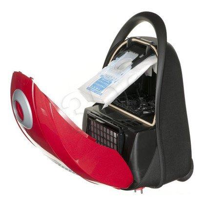 Odkurzacz Bosch BGB 45335 (z workiem 800W czerwony)
