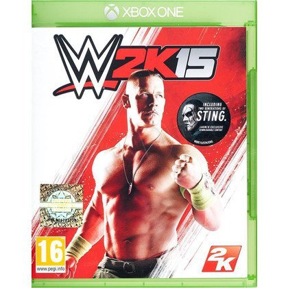 Gra Xbox ONE WWE 2K15