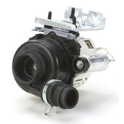 Pompa myjąca zmywarki 77W (461972627081) Whirlpool (481072628031)