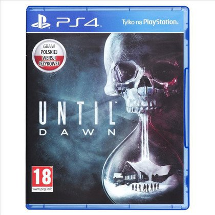 Gra PS4 Until Dawn