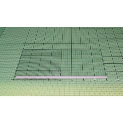 Półka szklana 398x190 mm (1021528)