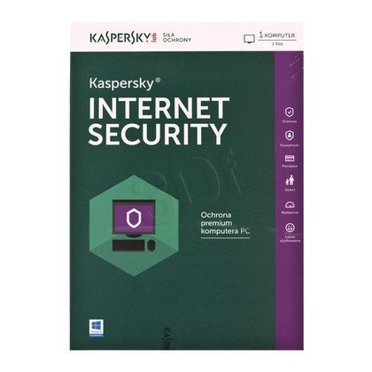 Kaspersky Internet Security 1D/12M