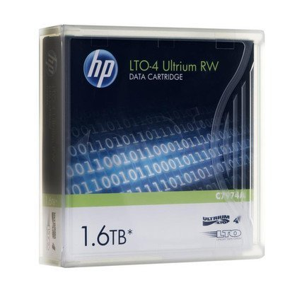 TAŚMA HP DO STREAMERA LTO-4 800/1600 GB