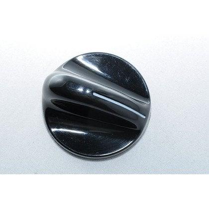 Pokrętło płyty czarne (C18S004B2)