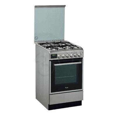 Kuchnia Whirlpool ACMT5131IX (Płyta Gazowa Piekarnik Elektryczny szer. 500mm Inox)
