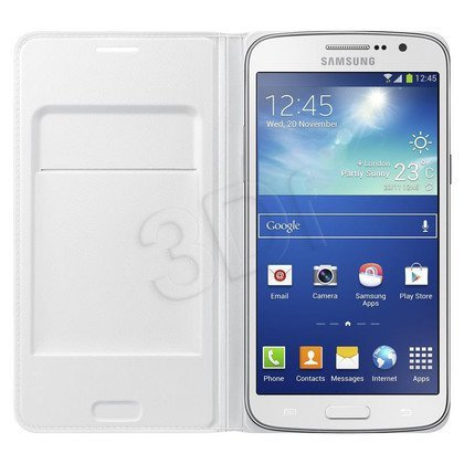 """Samsung Etui do telefonu 5,25"""" Galaxy Grand 2 biały"""