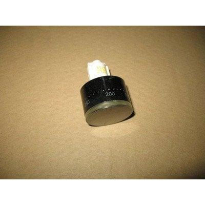 Pokrętło Inox chowane niepodświetlane (8047712)