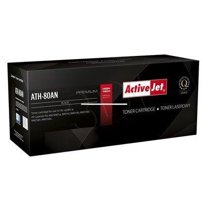 ActiveJet ATH-80AN czarny toner do drukarki laserowej HP (zamiennik 80A CF280A) Premium