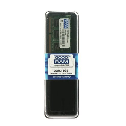 GOODRAM SO-DIMM DDR3 8192MB PC1600 CL11
