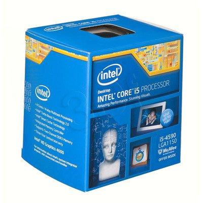 PROCESOR CORE I5 4590 3.3GHz LGA1150 BOX