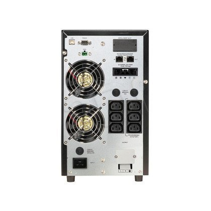 POWER WALKER UPS ON-LINE 3000VA 6X IEC OUT, USB/RS-232, LCD, TOWER