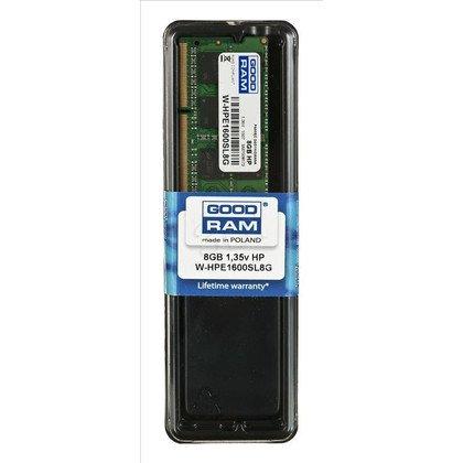GOODRAM DED.NB W-HPE1600SL8G 8GB 1600MHz DDR3 1,35V