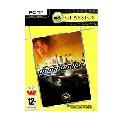Gra PC Need For Speed Undercover Classic
